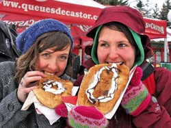 Beaver Tails  Canadian Famous Pastries