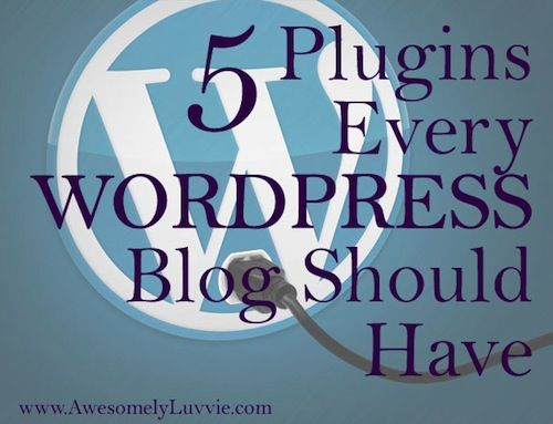 There are 5 plugins that are essential for every Wordpress blog to use for SEO, to keep spam away, to run faster and get higher pageviews.
