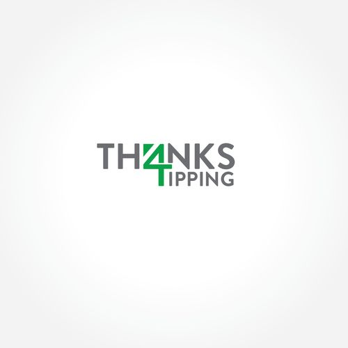 Thanks4Tipping �20Create a logo that incentivizes people to give micro donations for societal benefits