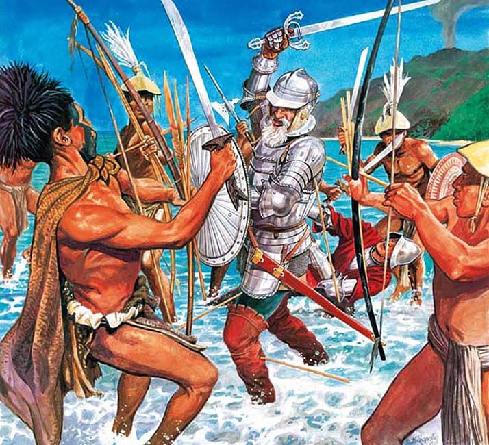 the battle of mactan All these lapu-lapu battle of mactan and the killing of magellan are all product of the fertile filipino imagination in the first place nobody really knows how lapulapu look like.