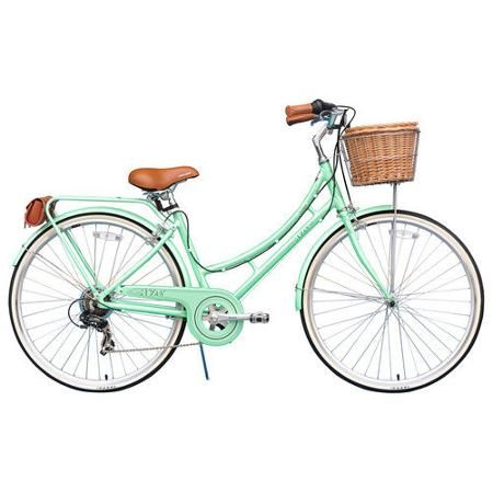 XDS Bikes Co. Women's Nadine 7-Speed Cruiser Bike (only in vanilla, not mint, and $500)