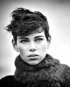 Excellent 1000 Ideas About Tomboy Hairstyles On Pinterest Tomboy Haircut Short Hairstyles For Black Women Fulllsitofus