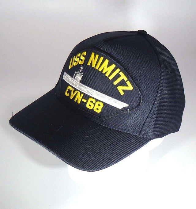 U.S NAVY USS FORRESTAL CV-59 Ball Cap