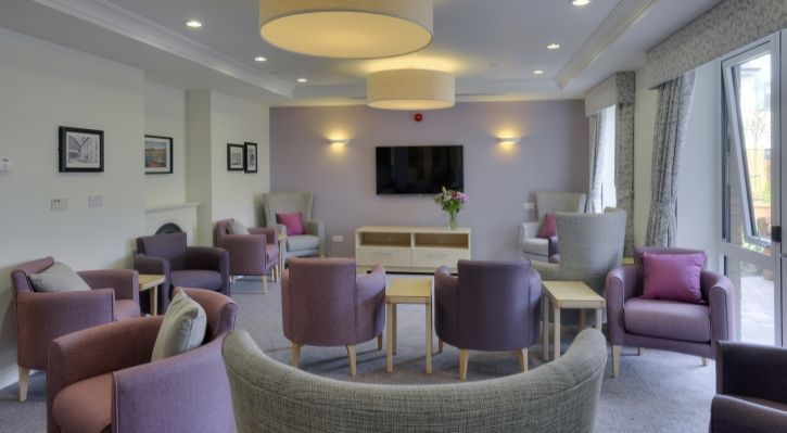 Completed Care Scheme from Knightsbridge Furniture