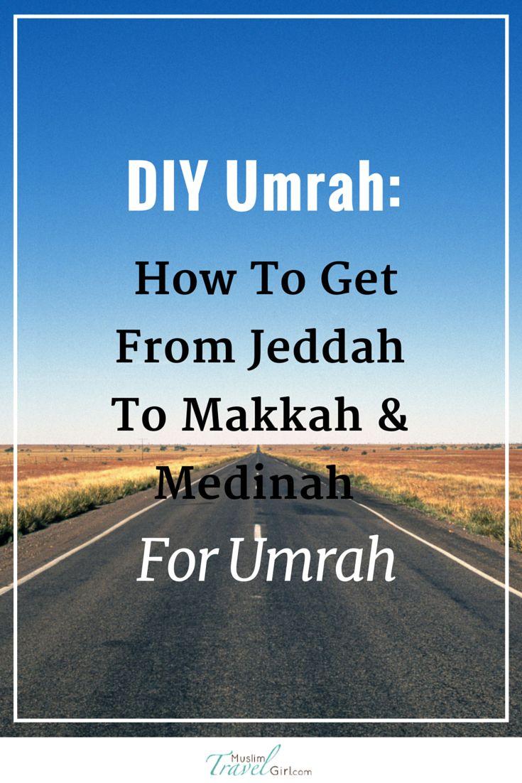 DIY #Umrah: How To Get From #Jeddah To #Makkah & #Medinah For Umrah! #travel #muslim