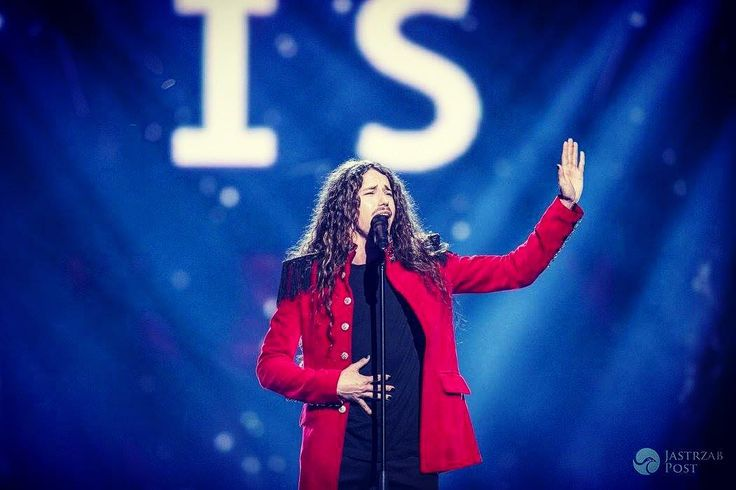 Today was my second rehearsal @eurovision In my opinion was cool but I just waiting for my real power :) Thank u so much for support me :) Greetings from Stockholm @eurovision #concert #contest #live #performance #show #music #ballad #eurovision2016 #cometogether #colorofyourlife #blackandwhite #red #color #vote4poland #number2 #longhair #man #rock #rockstar #vocals #emotions #emotional by michal_szpakofficial #Eurovision #Eurovision2016