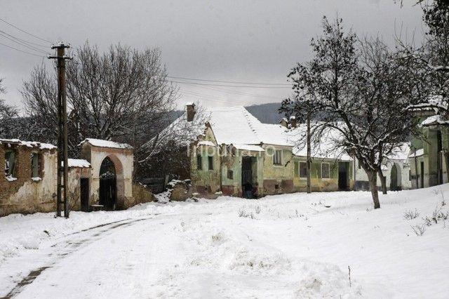 La Gherdeal, fiecărui locuitor îi revin 12 case