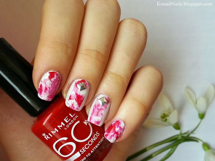 25 best spring nail designs images on pinterest nail designs 25 awesome spring nail designs for short nails prinsesfo Choice Image
