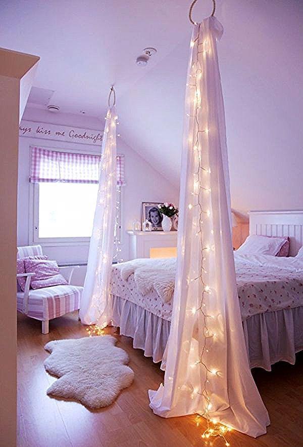Schlafzimmer Dekorieren Romantisch
