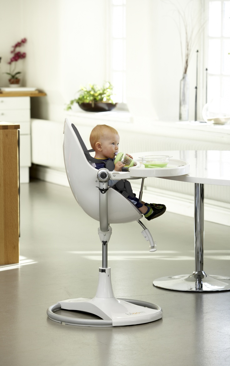 Bloom high chair chrome - Super Excited To Be Giving Away Thee Most Amazing Highchair On The Market Since Owning A Modern Childrens Boutique There Was No Doubt