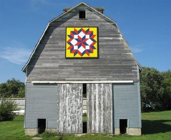 234 best Barn Quilts images on Pinterest | Barns, Court yard and ... : quilt on barns - Adamdwight.com