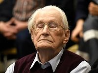 Bookkeeper of Auschwitz 96 Fit to Serve Jail Term Says German Court