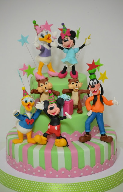 17 Best Images About Cakes Mickey Mouse Amp Friends On