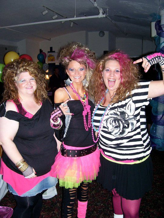 92 Best Images About 80s Outfits On Pinterest 80s Party