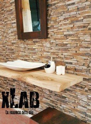 Le 25 migliori idee su mensola da arredamento per bagno su for Mensole legno naturale