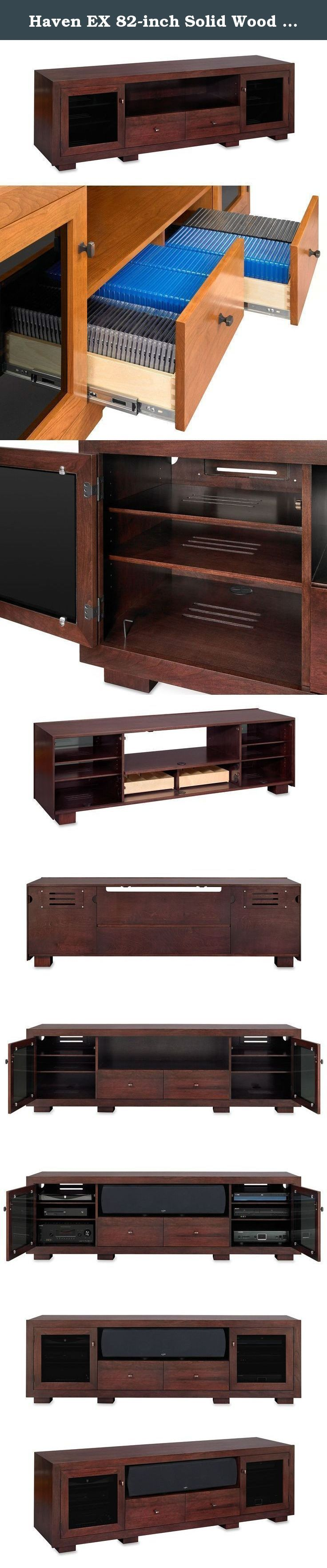 10 Ideas About Solid Wood Tv Stand On Pinterest Wood Tv