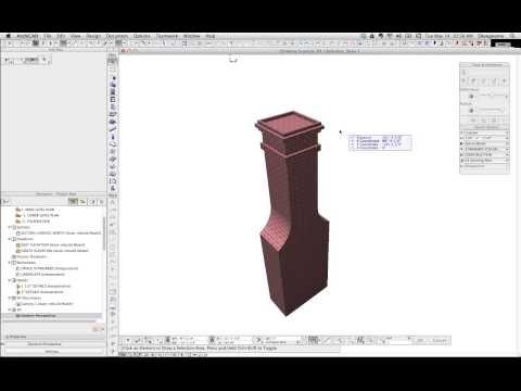 ArchiCAD Tip #24: Morph Modeling Tip BONUS VIDEO!