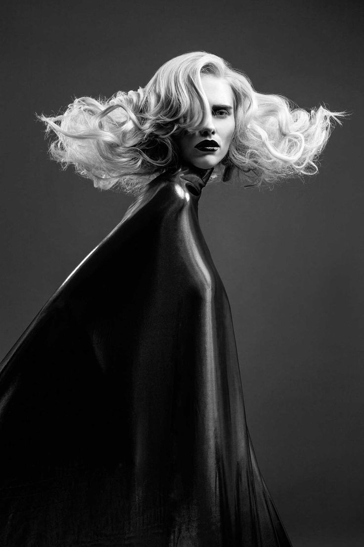 Vibrant Fashion Photography by Vasiliy Galushkin #inspiration #photography