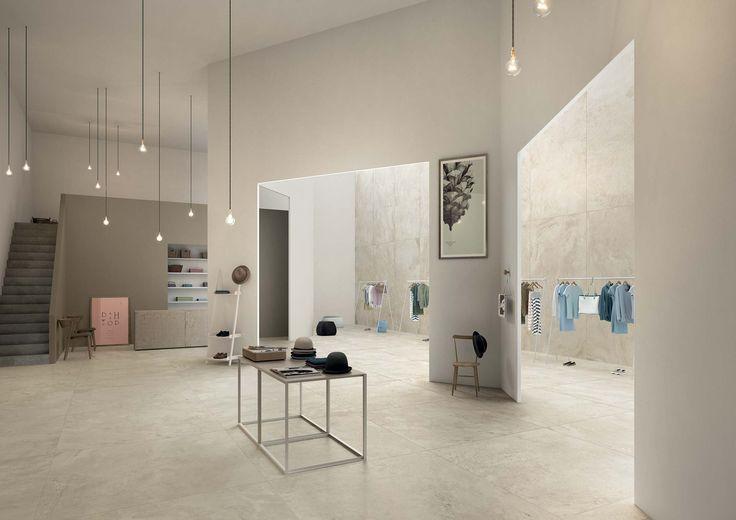 ... Pinterest Feinsteinzeug, Betonoptik Farbe und Fliesen Badezimmer