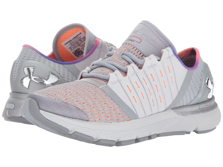 Under Armour Speedform Europa Record Women's Running Shoes Glacier Gray/Afterglow/MSV