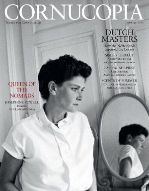 Latest edition of Cornucopia Magazine now out ...