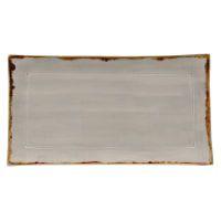 Bandeja Rett Cinza Claro Massa Branca - 22X42cm | Westwing - Casa & Decoração