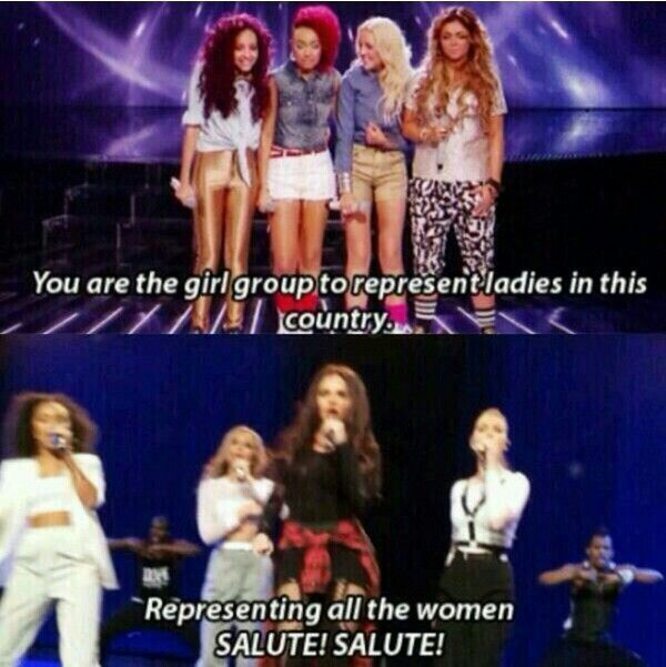 So proud of my girls :'') ❤