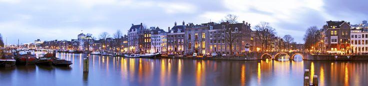 A PRÓXIMA VIAGEM :. Amesterdão .. Um mundo mais à frente
