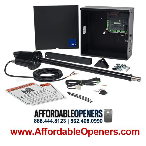 At Affordable Openers, you will always find the top brand of automatic gate openers, electric gate operators, replacement parts and remote control access, automation systems that are perfect for your properties and business facility. Shop all the latest brands of automatic gate openers, door closer, garage door openers for swing and sliding gates. These automatic gate openers, the automation system is perfect for residential homes, restaurants, and commercial buildings.