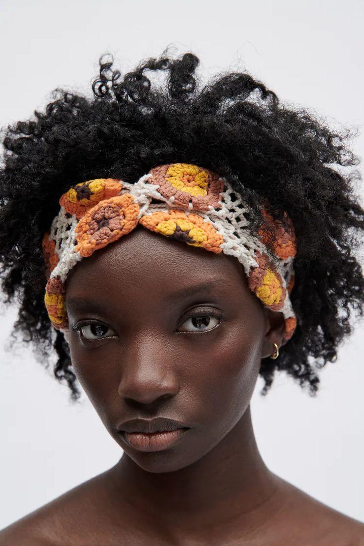 Buscador | ZARA España Gold Swimsuit, Raffia Hat, Tie Dye Bikini, Turban Style, Beachwear For Women, Printed Tote Bags, Bandeau, Hair Accessories, Hair