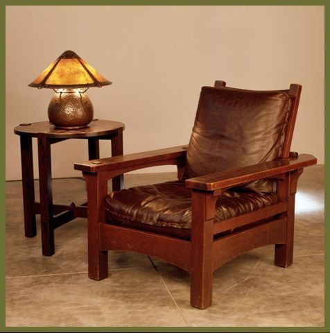 Beautiful examples of the arts and crafts movement. See voorheescraftsman.com