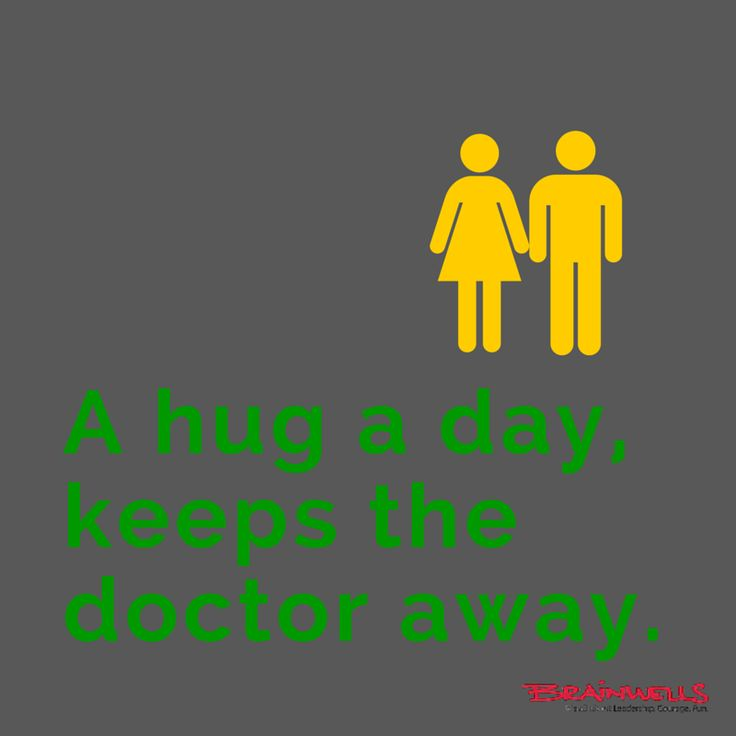 Should hugging be part of our corporate culture? Read our take on it here. http://brainwells.com/hugs-at-work/
