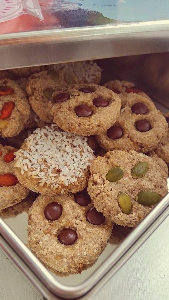 Nyttiga Cookies