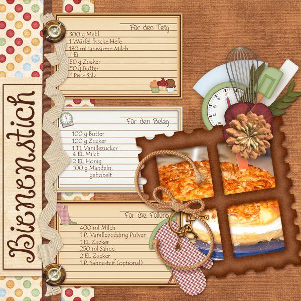 Scrapkit MixItUp by CajunDivaScraps http://bit.ly/1K3W5cr Photo&Recipe by kpmelly