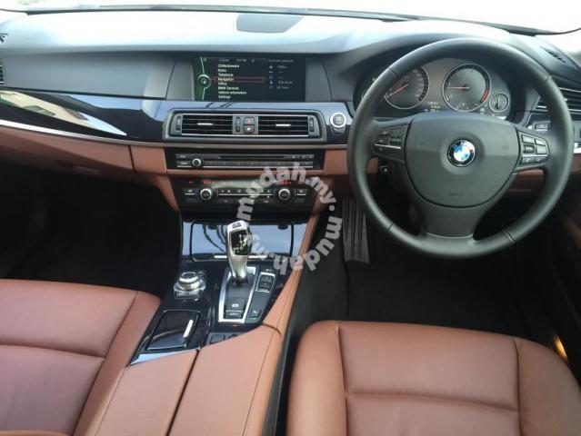 2011 BMW 520d F10 DIESEL TURBO 520i LOCAL F.SPC 11 - Cars for sale in Bandar Sunway, Selangor