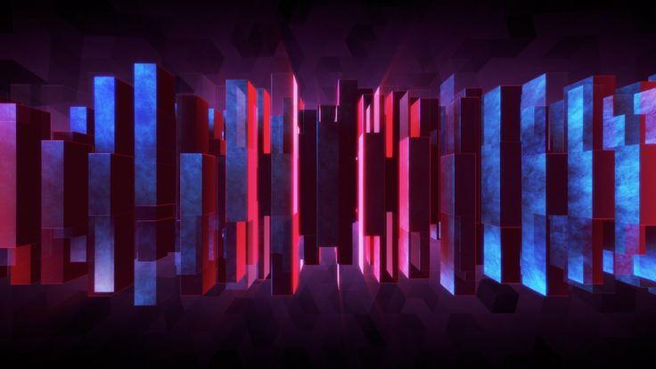 BBC Essential Mix Club Visuals
