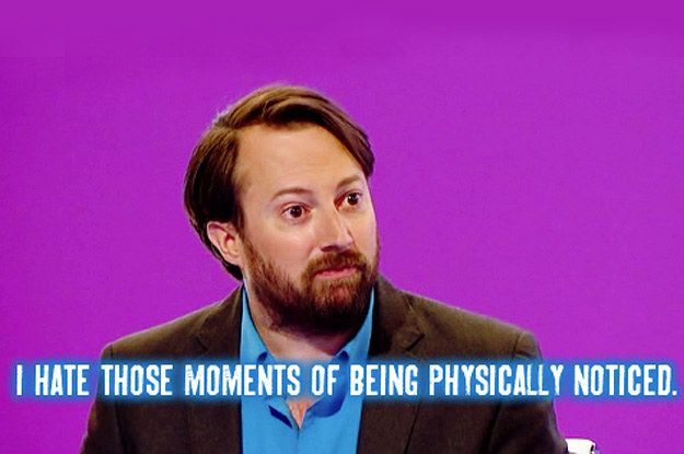 23 Times David Mitchell Was Each And Every One Of Us