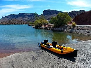 Our Boat Launch But Not Havasu Springs Resortspring