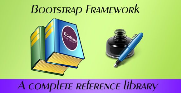 A Complete Reference Library of Bootstrap Classes.