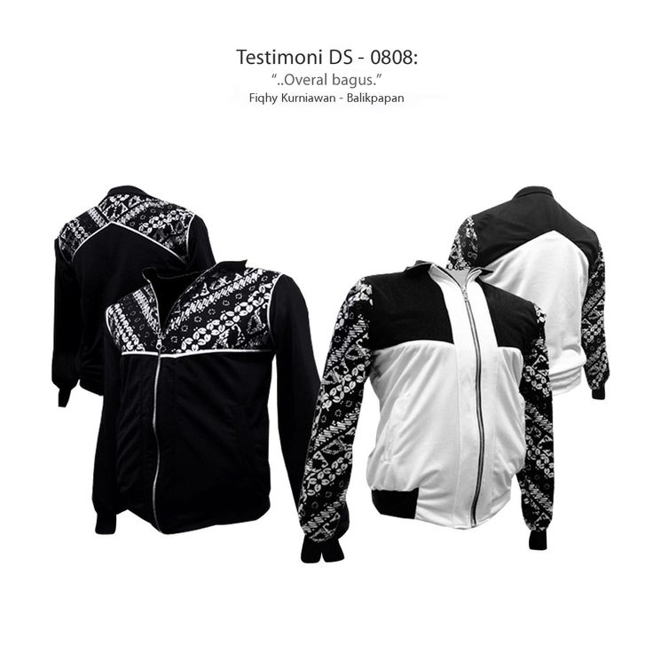 Punya satu jaket berasa punya dua jaket Double side jacket DS-0808  #jaketbatikmedogh  http://medogh.com/baju-batik-pria/jaket-batik-pria/Jaket-Batik-Double-Side-DS-0808