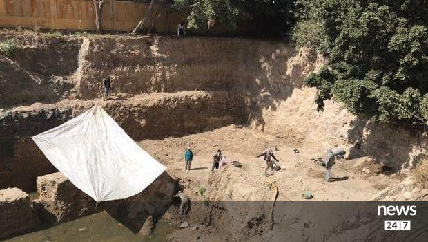 Αίγυπτος: Ανακαλύφτηκε λαξευτή αρχαία σήραγγα στην Αλεξάνδρεια
