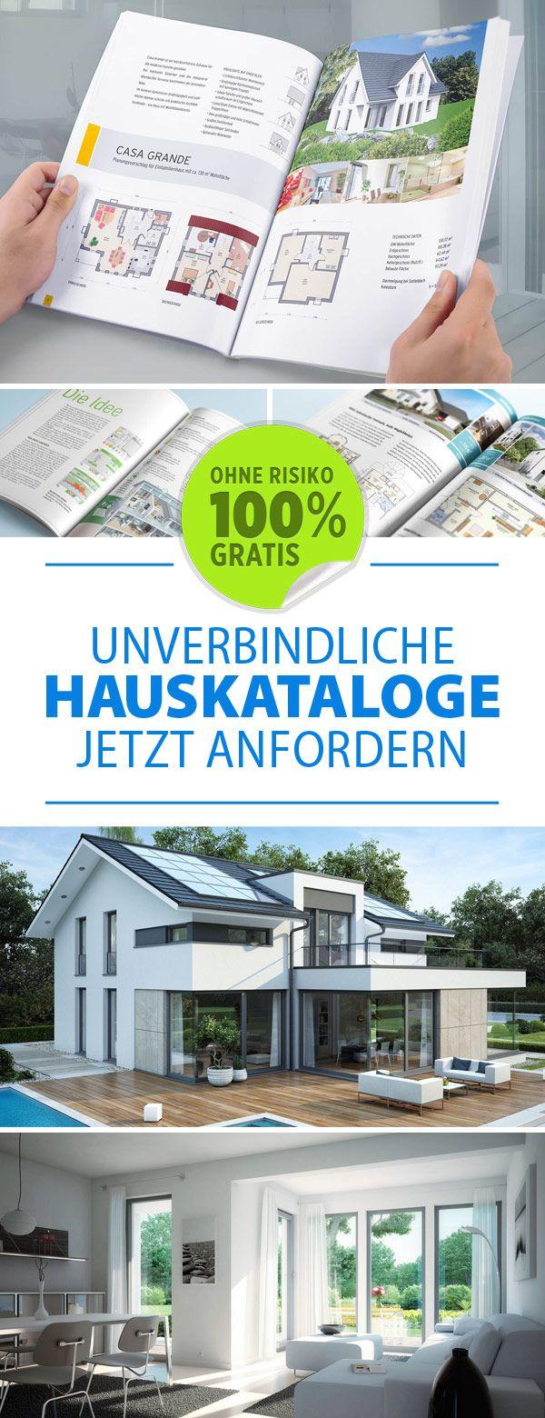 Marvelous Gratis Hausbaukataloge ✓ Preise Und Grundrisse ✓ Hausbau Firmen Vergleichen  ✓ Der Schnelle Weg Zum