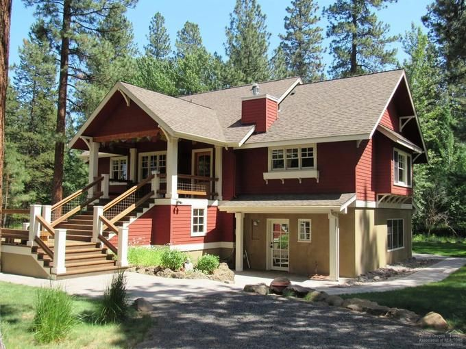 Sisters Oregon Real Estate for Sale 576 S Spruce Street