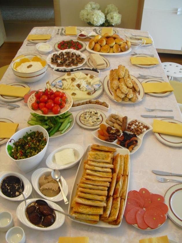 Les 190 meilleures images du tableau turkish breakfast kahvalt sur pinterest sp cialit - Specialite turque cuisine ...