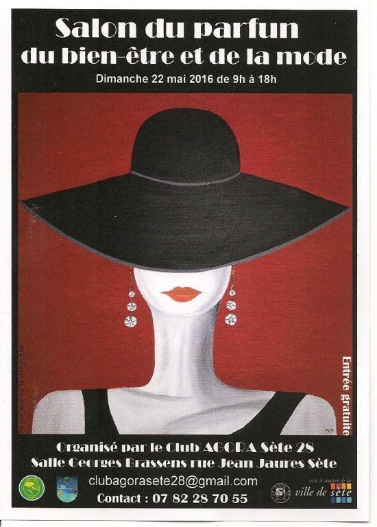 Salon du parfum, du bien-être et de la mode, Sète (34200), Hérault