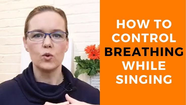 Watch this video to learn an easy way to breathe efficiently while singing: https://www.youtube.com/watch?v=xZ9SnpVjqgQ