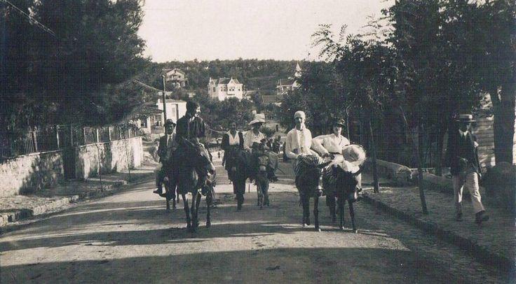 1920'ler Büyükada, İstanbul