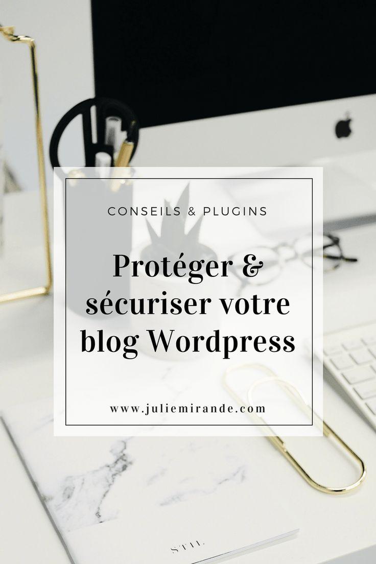 Tout ce qu'il faut savoir pour protéger son site Wordpress : recommandations, astuces et plugins pour sécuriser votre blog contre des attaques malveillantes. Cliquez pour en savoir plus. #blogging #wordpress #securité  via @juliemirande
