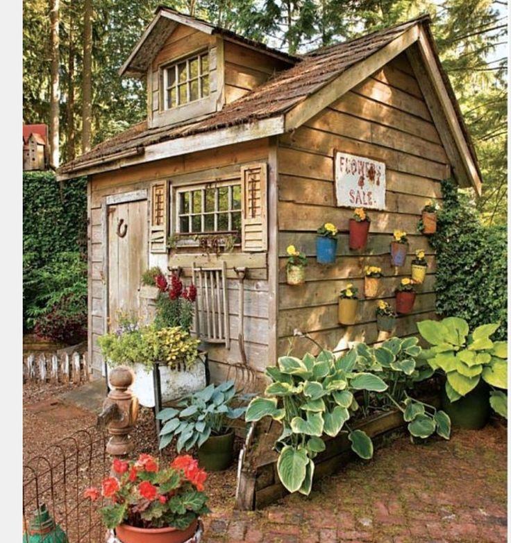 Garden Sheds Ideas 323 best garden shed ideas images on pinterest | garden sheds
