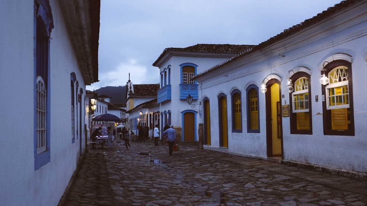 Paraty, Brazil. #destinations #travel